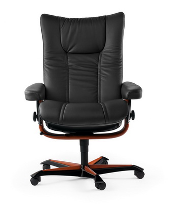 stressless wing home office von 180 auf wolke 7. Black Bedroom Furniture Sets. Home Design Ideas
