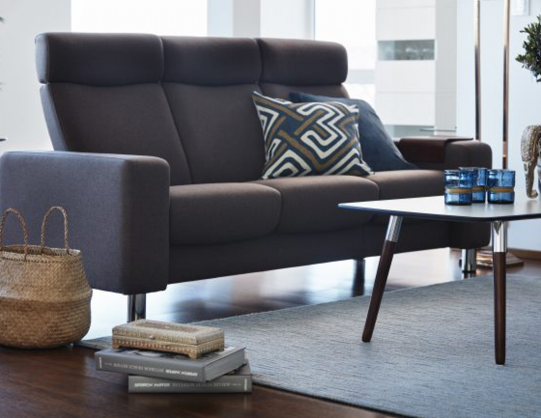 niedrige sofas senza ottoman und sofa von karup with. Black Bedroom Furniture Sets. Home Design Ideas