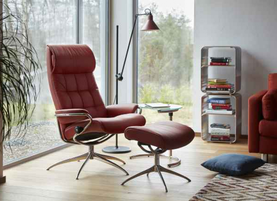 Stressless london sessel von 180 auf wolke 7 for Stressless sessel modelle