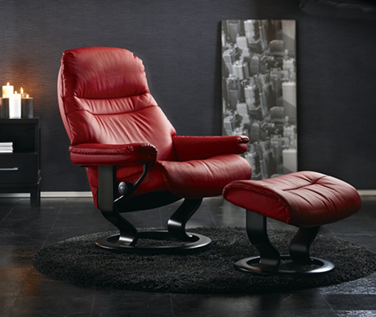 stressless sunrise bequemsessel s m l von 180 auf wolke 7. Black Bedroom Furniture Sets. Home Design Ideas
